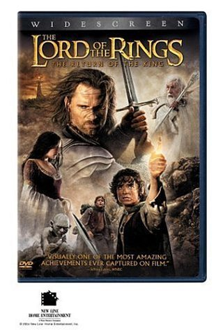 Lord Of The Rings Return Of The King Wood Mckellen Mortensen Astin