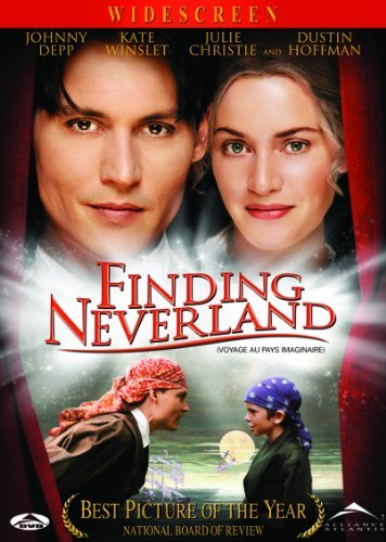 Finding Neverland Depp Johnny