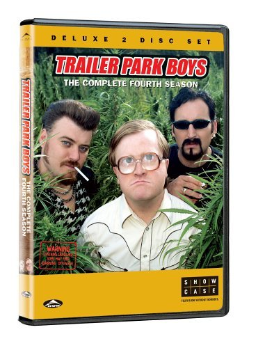 Trailer Park Boys Season 4 DVD
