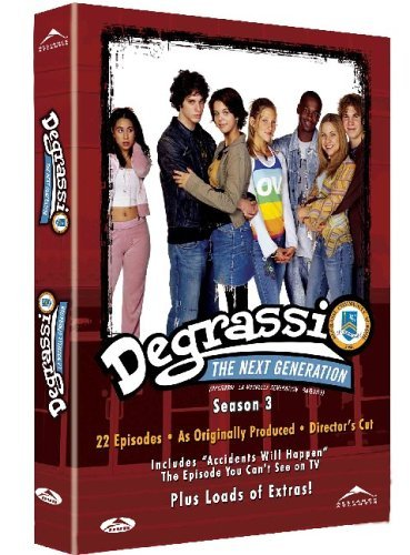 Degrassi Next Generation Degrassi Next Generation Seas