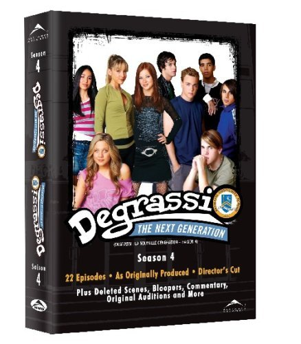 Degrassi Next Generation Season 4 Import Can