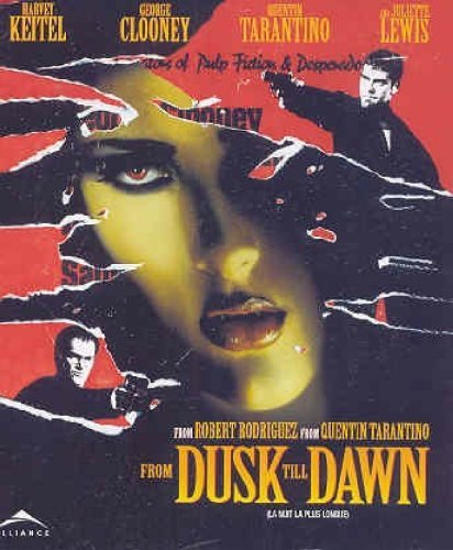 From Dusk Till Dawn (blu Ray) From Dusk Till Dawn Import Can Ws Blu Ray