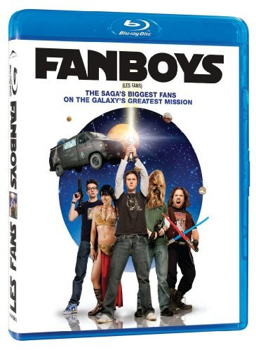 Fanboys (blu Ray) Fanboys Import Can Ws Blu Ray