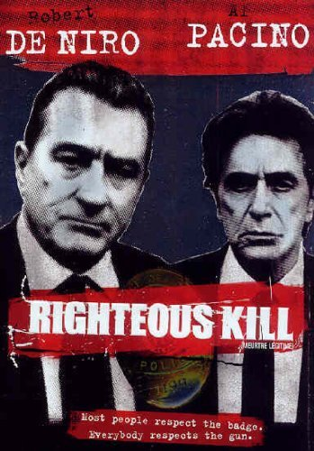 Righteous Kill De Niro Pacino Ws