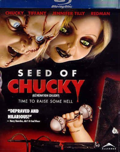 Chucky Seed Of Chucky Dourif Tilly Boyd Spearritt Blu Ray