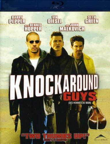 Knockaround Guys (blu Ray) Knockaround Guys Import Can Ws Blu Ray
