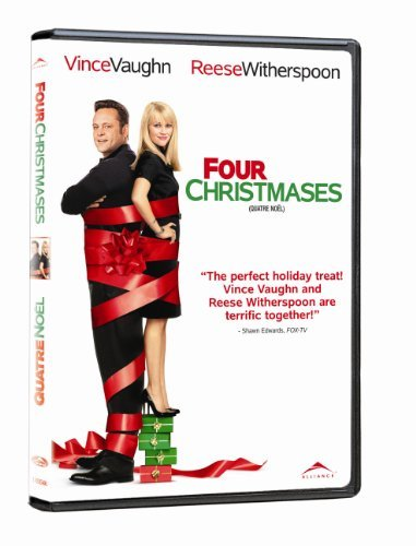 Four Christmases Vaughn Witherspoon Favreau Duv Ws