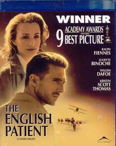 English Patient (blu Ray) English Patient Import Can Ws Blu Ray