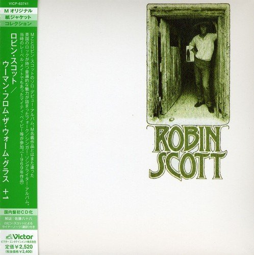 Robin Scott Woman From The Warm Grass (min Import Jpn Paper Sleeve