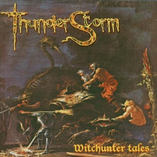 Thunderstorm Witchunter Tales Import Eu