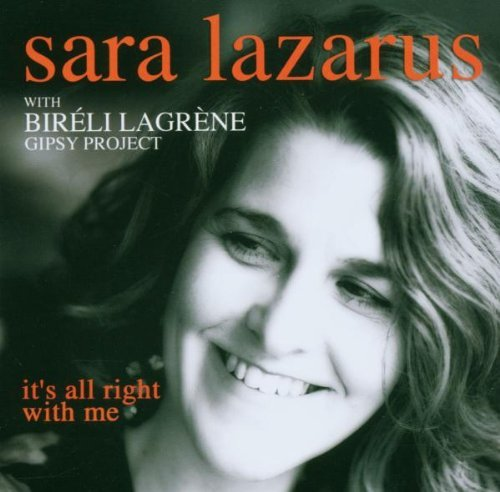 Sara Lazarus It S Allright With Me Import Eu