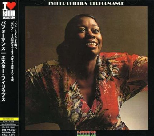 Esther Phillips Performance Import Jpn