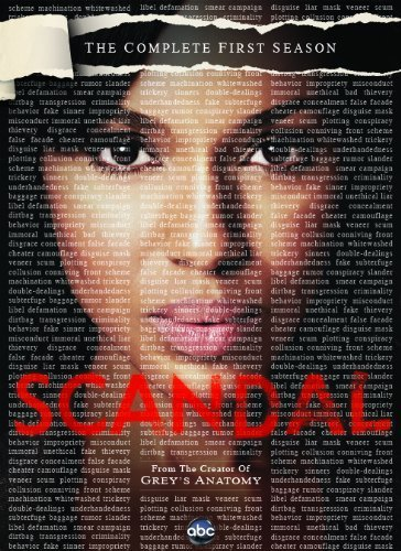 Scandal Season 1 Ws Season 1