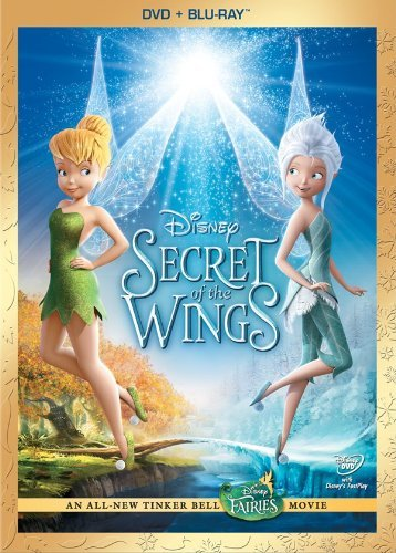 Secret Of The Wings Secret Of The Wings Blu Ray Ws G Incl. DVD Br Dc