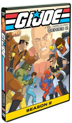 G.I. Joe A Real American Hero Series 2 Season 2 Nr 3 DVD