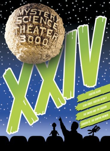 Mystery Science Theater 3000 Mystery Science Theater 3000 Vol. 24 Nr 4 DVD