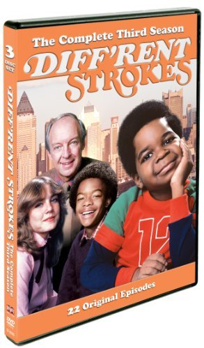 Diff'rent Strokes Season 3 DVD Nr 3 DVD