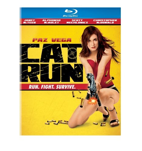 Cat Run Vega Mechlowicz Mcteer Blu Ray Ws R