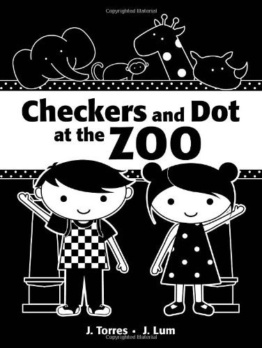 J. Torres Checkers And Dot At The Zoo