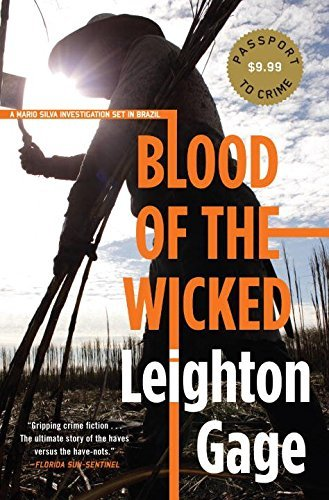 Leighton Gage Blood Of The Wicked