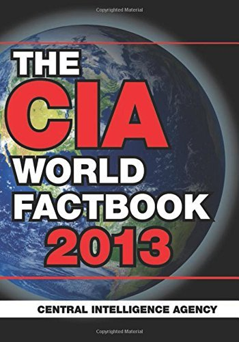 Central Intelligence Agency The Cia World Factbook 2013