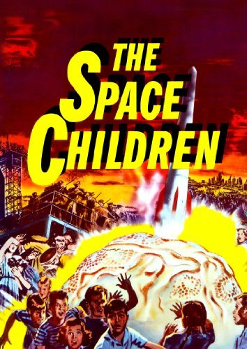 Space Children (1958) Ray Coogan Hardin Bw Ws Nr