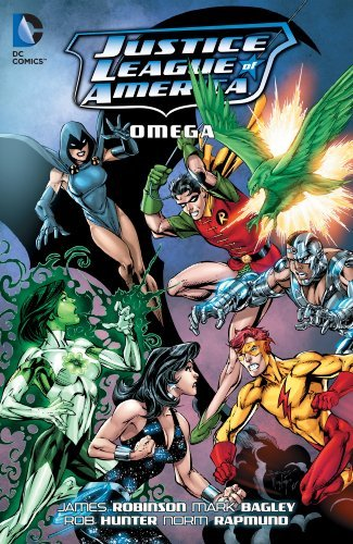 James Robinson Justice League Of America Omega