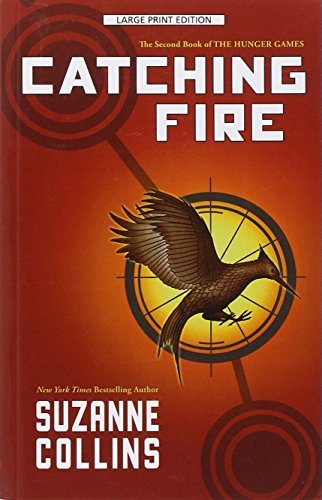 Suzanne Collins Catching Fire Large Print