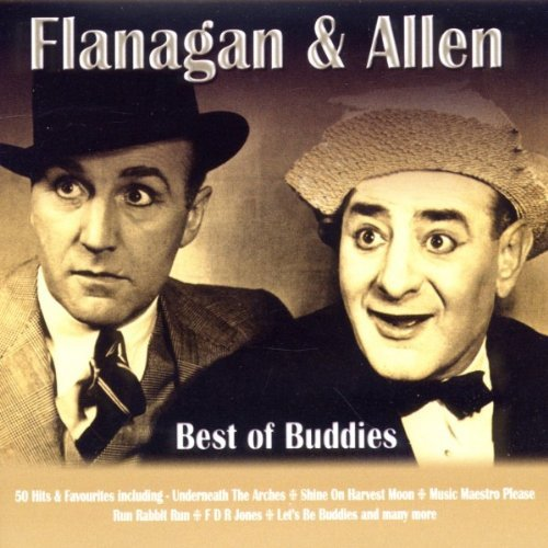 Flanagan & Allen Best Of Buddies 2 CD