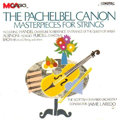 Pachelbel Canon Masterpieces For Strings