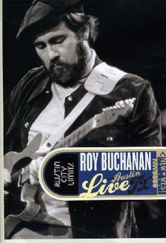 Roy Buchanan Live From Austin Tx Nr