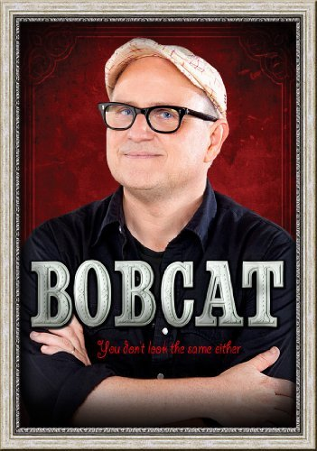 Bobcat Goldthwait You Don't Look The Same Either Ws Nr