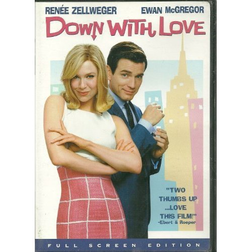 Down With Love Zellweger Mcgregor Pierce