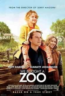 We Bought A Zoo Damon Johansson