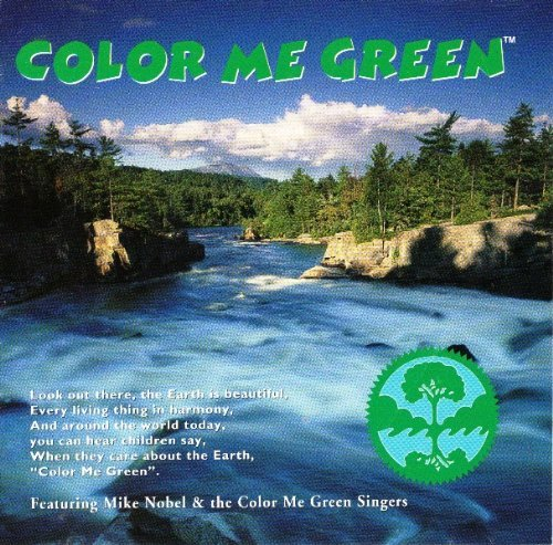 Mike & The Color Me Green Singers Nobel Color Me Green