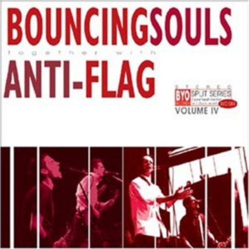 Bouncing Souls Anti Flag Split Incl. Bonus Tracks