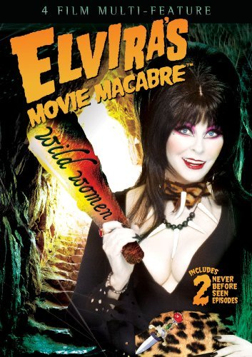 Wild Women Multi Feature Elvira's Movie Macabre Nr 2 DVD
