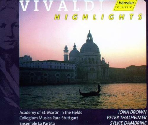A. Vivaldi Vivaldi Highlights Various