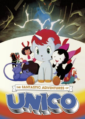 Fantastic Adventures Of Unico Fantastic Adventures Of Unico Nr