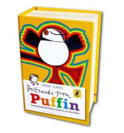 None Postcards From Puffin One Hundred Puffin Covers In One Box