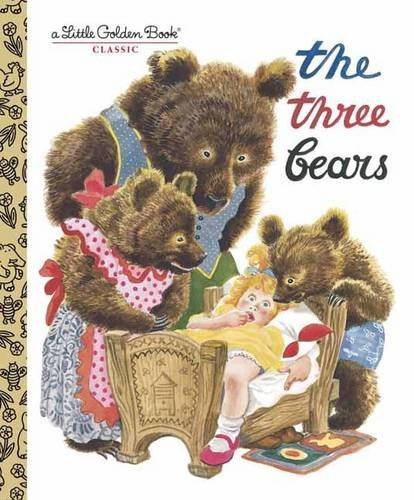 Golden Books The Three Bears