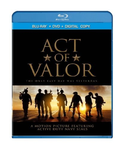 Act Of Valor Act Of Valor Blu Ray Ws R Incl. DVD Dc