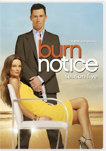 Burn Notice Season 5 DVD Nr 4 DVD