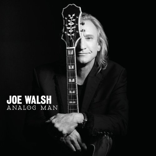 Joe Walsh Analog Man Deluxe Edition (cd Deluxe Ed. Incl. Bonus DVD