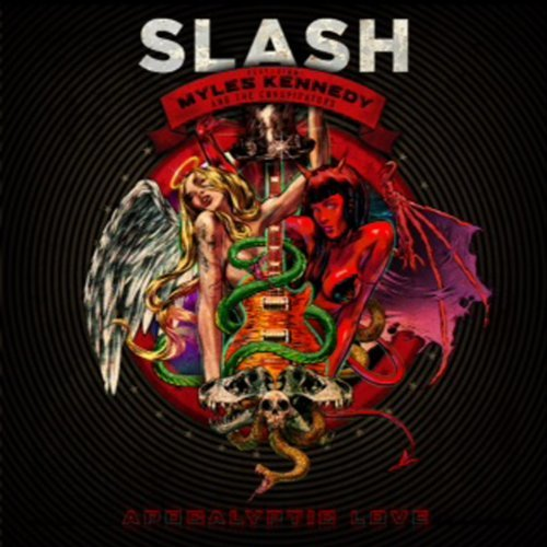 Slash Apocalyptic Love Deluxe Editio Feat. Miles Kennedy Incl. DVD Deluxe Ed. Digipak