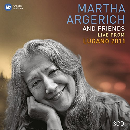 Martha Argerich Martha Argerich & Friends 3 CD
