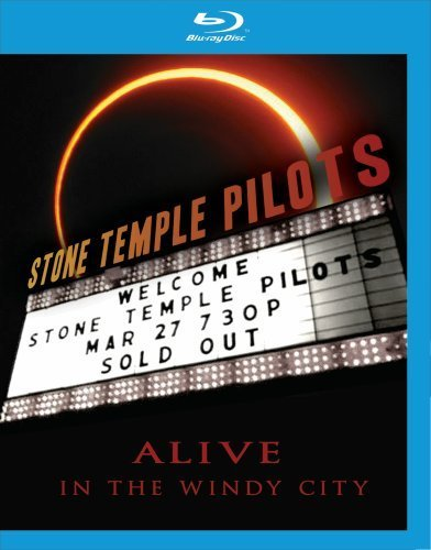 Stone Temple Pilots Stone Temple Pilots Alive In Blu Ray Nr