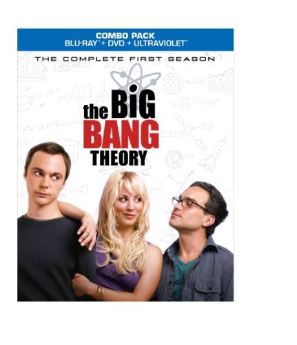 Big Bang Theory Season 1 Blu Ray Nr