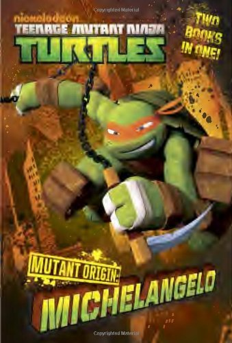 Michael Teitelbaum Mutant Origin Michelangelo Raphael (teenage Mutant Ninja Turtle