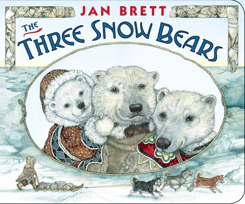 Jan Brett The Three Snow Bears